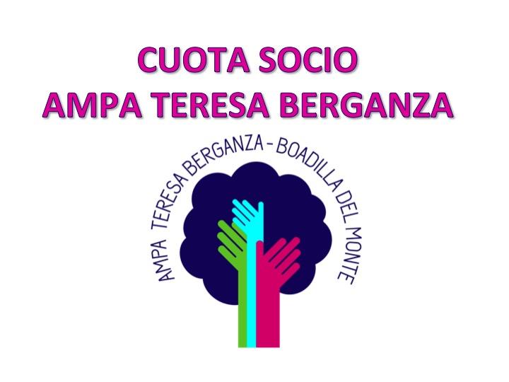 b67448b3a6 CUOTA DE SOCIO DE AMPA 2018-2019 – AMPA Teresa Berganza